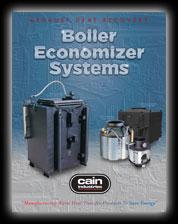 Cain Industries Boiler Economizer Systems PDF Brochure