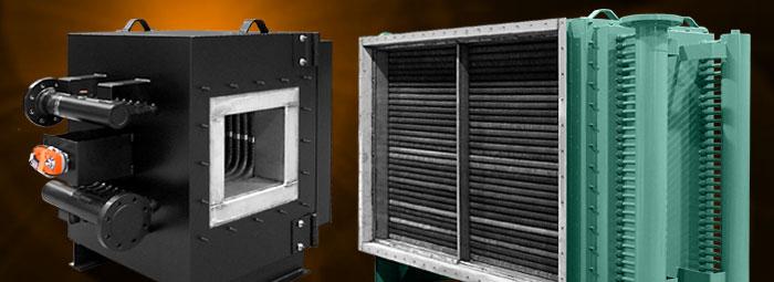 Fume Incineration Exhaust Heat Transfer