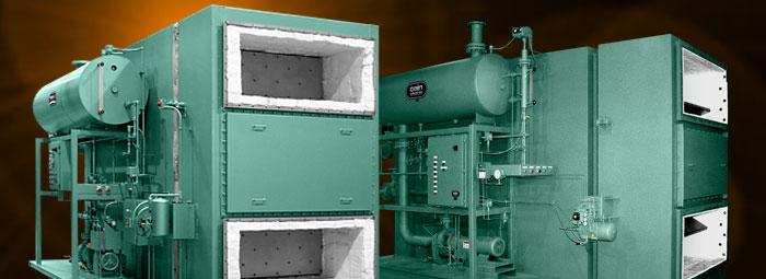 Fume Incineration Exhaust Steam Generators